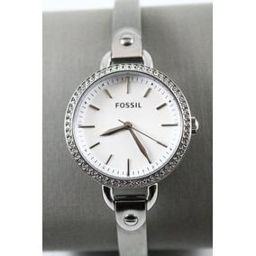 ac4db5d435f4 Reloj Fossil Dama Extensible Silicon - Reloj para Mujer en Mercado ...