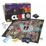 Clue El Juego De Detectives Original Hasbro - Mundo Manias