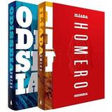 Box Odisseia E Ilíada 2 Livros Lacrado Frete Grátis