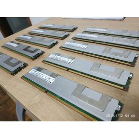 Memória Samsung 4gb 2rx4 Pc310600r M393b5170eh1-ch9 Servidor
