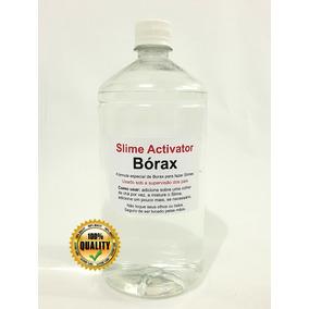 Bórax, Slime Activator, Slime Ativador. 1 Litro.