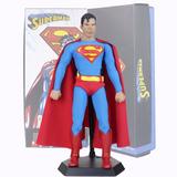 Superman Figura Articulada Colección Crazy Toys 28 Cm