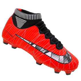 Chuteiras Nike Mercurial Lançamento Adultos Campo - Chuteiras no ... a7208abca96ac