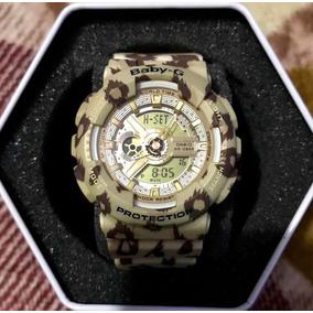 e934ce32987f Reloj Baby G Casio Rosado Masculinos Joyas Relojes - Relojes Pulsera ...
