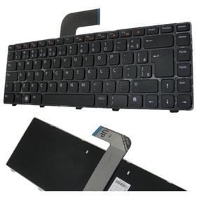 Teclado Dell 14r N4050 N4110 Vostro 3350 3450 3550 3555 (ç)