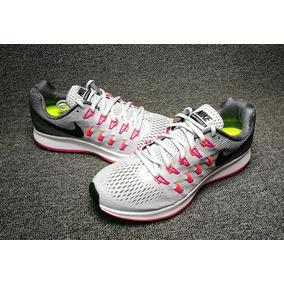 7c19f50a4bf Zapatillas Nike Pegasus 33 Hombres - Ropa y Accesorios en Mercado ...
