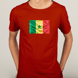 Camisa Bandeira Senegal Copa 2018 - P M G Gg - Cores 38d7a9289909f