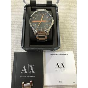 Relógio Armani Exchange Ax-2102 Super Conservado