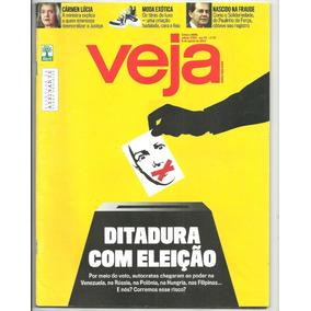 Revista Veja 2594 - Agosto 2018 - Ditadura Com Eleição