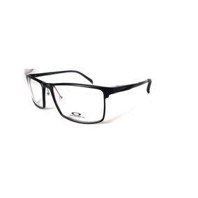 Armação Oculos De Grau Oakley Currency Acetato Onesight Red - Óculos ... 17911bb7a3