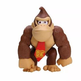Action Figure Donkey Kong 15cm Articulado