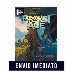 Broken Age Steam Código De Resgate