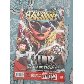Revista Hq Thor Nova