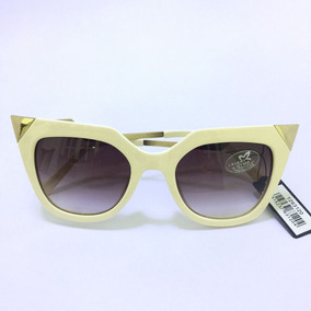 Oculos Fendi Gatinho Branco - Óculos no Mercado Livre Brasil 88bb55fac7