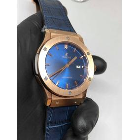 Reloj Hublot Fusion Blue Sunray