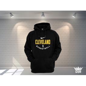 5feccf003a Blusa Moletom Nba Cleveland Personalizada