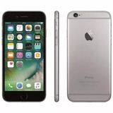 Iphone 6s Plus Apple Com 16gb Tela 5,5, Ios 9 Cinza Espacial