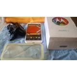 Celular Moto X1,branco Motorola-16 Gb.frete,cx Comum Capa