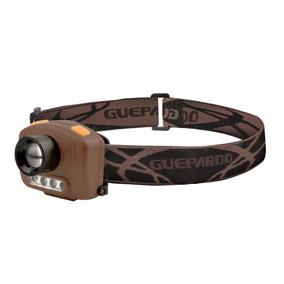 Lanterna Cabeça Luz Led Recarregavel Guepardo Sensor Light