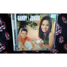 Cd Sandy & Junior - Ao Vivo Quatro Estações - O Show