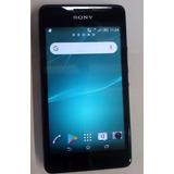Aparelho Smartphone Sony Xperia E1 D2004 Usado Funcionando