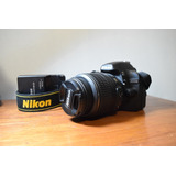Cámara Nikon D3200 Como Nueva 4 Mil Disparos!!!!