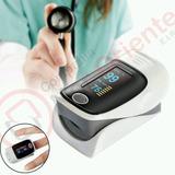 Pulsoximetro Pulsometro Saturometro + Estuche