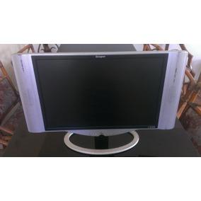 Monitor Siragon L1910w / Casi Nuevo / 19