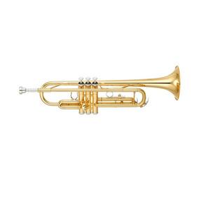 Trompete Yamaha Standard Ytr3335 Afinação Em Si Bemol (bb