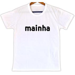 c3df2c1745cc9 Camiseta Personalizada Algodão Mainha Do Nordeste Nordestina