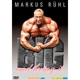 Dvd De Treino De Musculação Markus Ruhl Bodybuilding