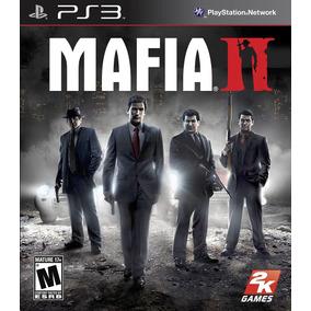 Mafia 2 Ps3 Midia Fisica Semi Novo