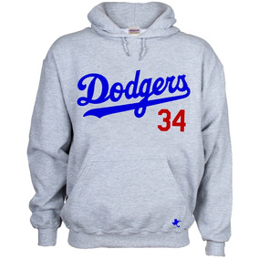 Sudadera Mlb Dodgers Los Angeles 01 By Tigre Texano Designs