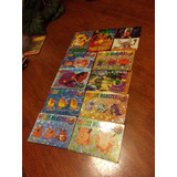 Pokemon Coleccion Lote 11 Cartas Brillantes Pikachu, Ash Etc