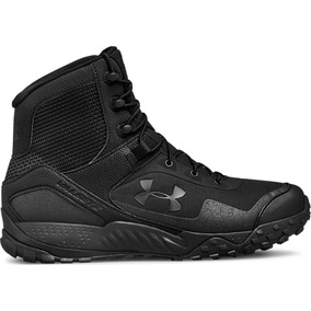 Botas Tacticas *under Armour Valsetz 1.5 Rts* Color Negro