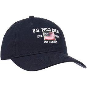 U.s. Polo Assn. De Los Hombres Gorra De Béisbol Plana ed16cfe3147