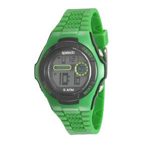 55da7431a08 Relógio Speedo 81121g0evnp5 Verde E Preto - Loja Física