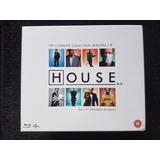 House - Coleção Completa - Blu-ray