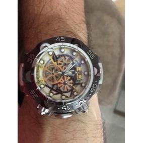 156c888082b Relogio Invicta Zeus Skeleton Prata - Relógios De Pulso no Mercado ...