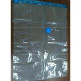 Bolsas Con Ziplock Hermetica De Empaque Al Vacio 100x70 Cm
