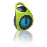 Parlante Portatil Panacom Sp-3050 6.5` Bt C/mic Color Verde