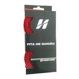 Fita Guidão Bike Speed - 200 X 3cm - Vermelha - 055437