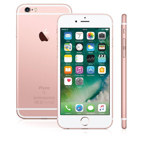 Iphone 6s Ouro Rosa 32gb - Onofre Agora