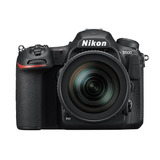 Cámara Dslr Nikon D500 Formato Dx Con Lente 16-80mm Ed Vr