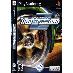 Need For Speed Underground 2 - Ps2 - Envio Digital