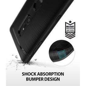Case Ringke Onyx Funda Para Sony Xperia Xz2 Bumper + Mica