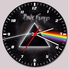 Relógio De Parede Pink Floyd -the Dark Side Of The Moon Mod5