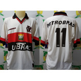 Camisa Futebol Do Flamengo Umbro Petrobras Antiga Lubrax - Camisas ... 3b7b492e5a815