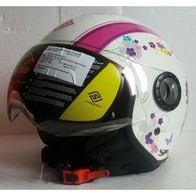 Casco Abierto Faseed Fs-701 Belleza Rider One