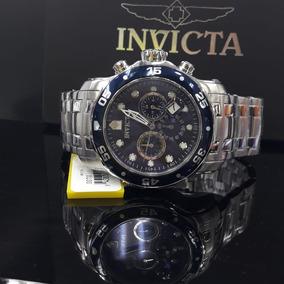 74b426355bf Relógio Invicta Vários Modelos Original C  Nf E Garantia Top